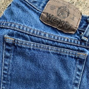 Vintage Wrangler Highwaisted Shorts